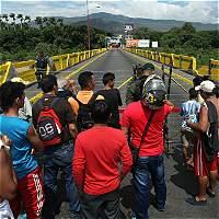 Gremios económicos piden reapertura de la frontera con Venezuela