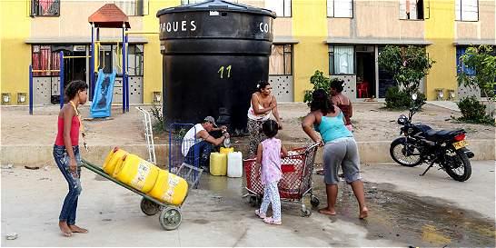 La cara desconocida en urbanización Ciudad Equidad, en Santa Marta