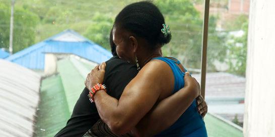 Los rostros del dolor y de la sanación del conflicto colombiano