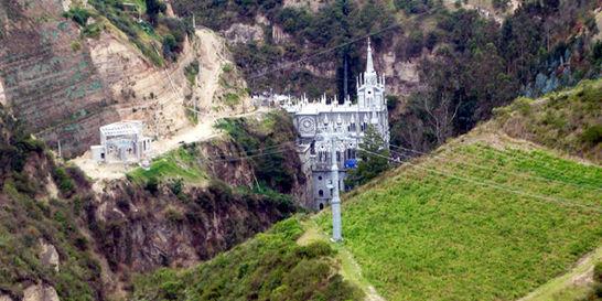 Los peregrinos al santuario de Las Lajas estrenarán teleférico