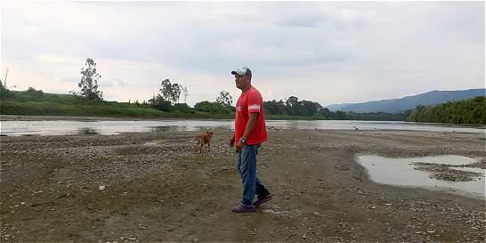 Los ríos secos que está dejando a su paso el fenómeno del Niño