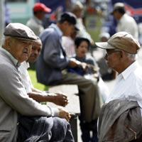 Colombia dejará de ser joven en el 2020