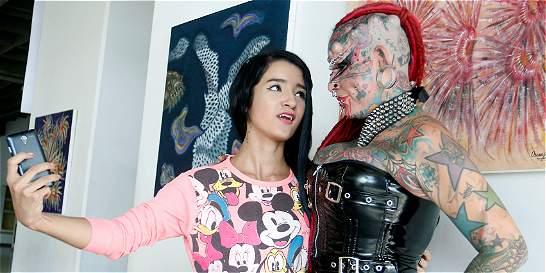 Los más 'duros' del tatuaje se reunieron en Pereira