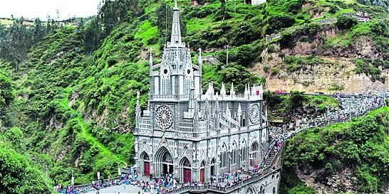 Nariño tiene la iglesia más bella del mundo: Las Lajas