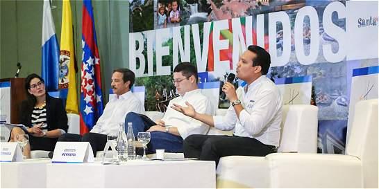 Candidatos a la alcaldía de Santa Marta le apuestan al turismo
