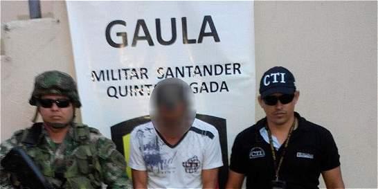Capturan a hombre señalado de abusar de niños en Santander y Cesar