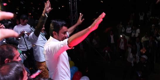 Los desafíos de Jorge Rey, nuevo gobernador electo de Cundinamarca