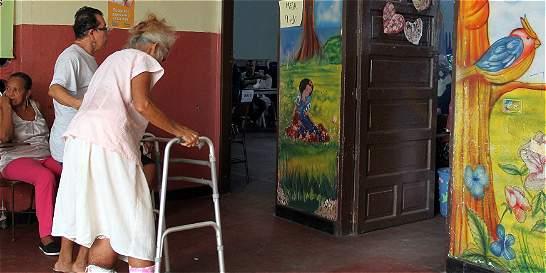 En Soledad (Atlántico) se vio 'trasteo' de abuelas en los puestos