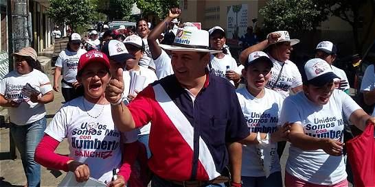 El uribista que ganó las elecciones en San Vicente del Caguán