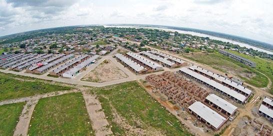 Las primeras casas gratis en Casanare hechas con regalías