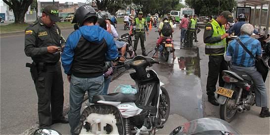 61% de comparendos en Villavicencio son para motociclistas borrachos