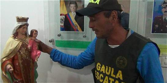 Policía rescató a un ganadero secuestrado en Norte de Santander