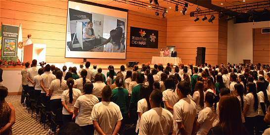 Se inició el Creamás Ofertic en Armenia