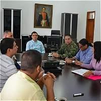 Estragos en 15 barrios de Santa Marta por aguacero
