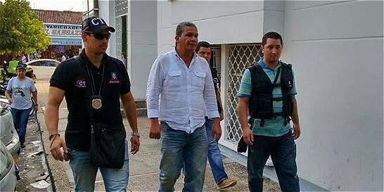 Por peculado por apropiación, capturan a concejal de Barrancabermeja