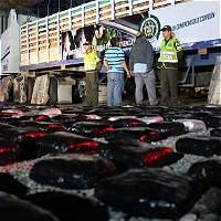 Incautan cargamento de marihuana avaluado en 1.000 millones de pesos