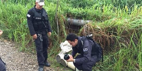 Descubren 100 kilos de explosivos en noreste antioqueño