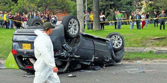 Cada tres minutos ocurre un accidente en las vías del país