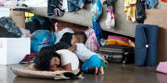Indígenas wounaan llevan 14 meses desplazados en Buenaventura