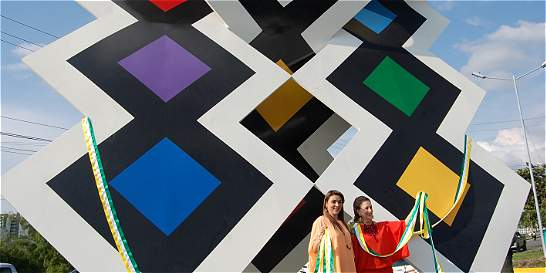 La obra de Rayo que embellece a Armenia