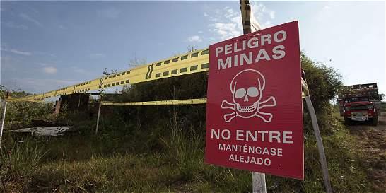 Por mina antipersona, murió un soldado en el Huila