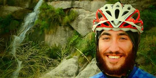 Asaltan en Norte de Santander a ciclista que recorre Suramérica