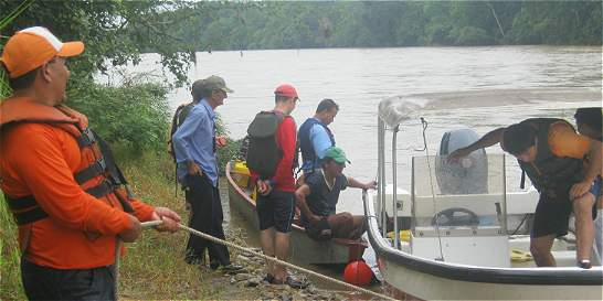 Joven bogotano desapareció en el río Magdalena
