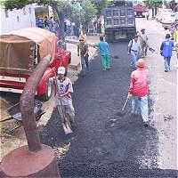 Cancelan contrato para arreglo de la malla vial en Bucaramanga