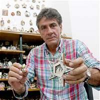 Los pereiranos que exhiben una colección de 1.149 pesebres
