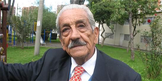 Murió en Bogotá el psicólogo Alberto Pardo Suárez