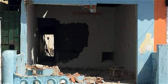 'Don Ómar' de 'Yo me llamo' destruyó casa de un familiar en Cartagena