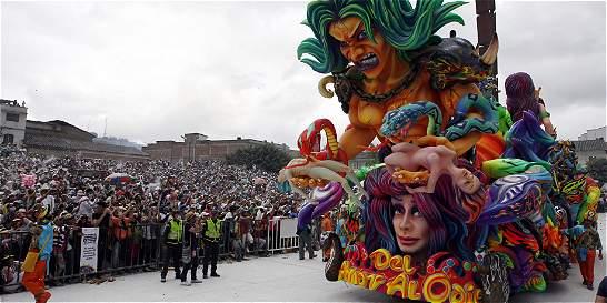 Pasto se volcó a las calles a gozar de su carnaval