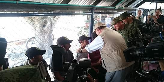 Así fue la operación para rescatar a pescadores secuestrados por Eln