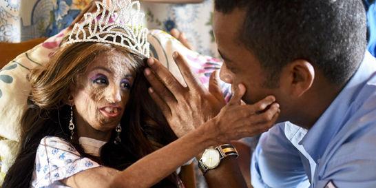 Una noche de cuento de hadas para Magali en su fiesta de 15 años