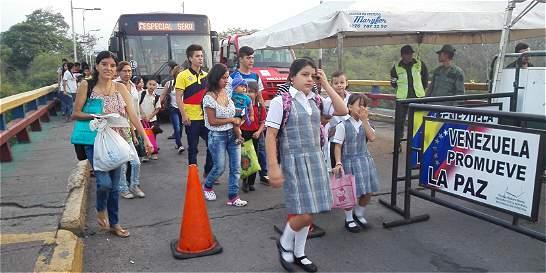 En Norte de Santander se decretó emergencia educativa