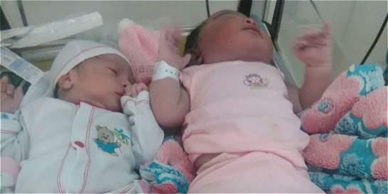 Nace una 'súper' niña en Riohacha