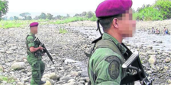 Policías repelieron incursión de militares venezolanos en Arauca