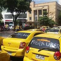 Rechazan la llegada de Uber a Ibagué, Cúcuta y Bucaramanga