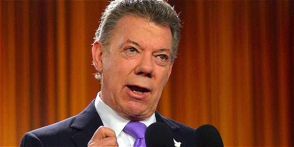 El presidente Juan Manuel Santos convocó Consejo de Seguridad por atentado en Arauca.