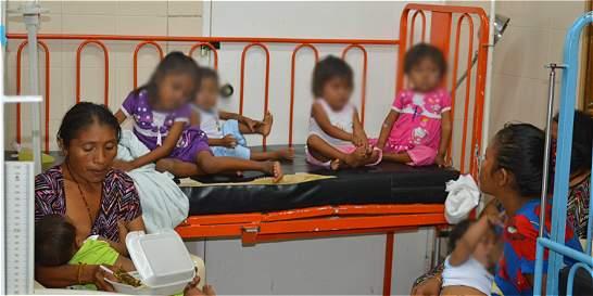 Los casos de niños wayús que evidenciaron la crisis en La Guajira