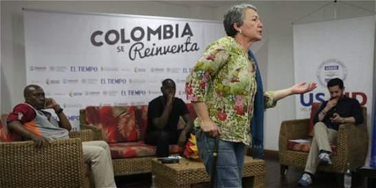 Quibdó fue el escenario de nueva jornada de 'Colombia se Reinventa'