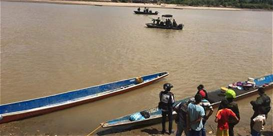 Embarcación venezolana ocasionó hundimiento de canoa colombiana