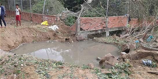 Atentado afectó alcantarillado en Fortul, Arauca