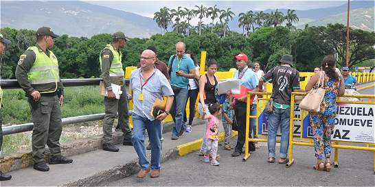 Cúcuta no se repone luego de seis meses de cierre fronterizo