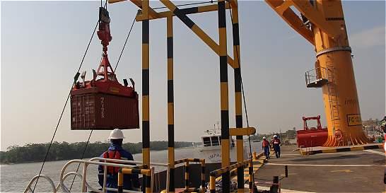 Para navegabilidad en el Magdalena proponen liberar agua almacenada