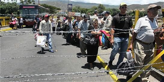 Cúcuta, a la expectativa de reapertura en la frontera