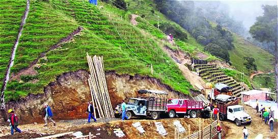 Consulta popular minera calienta ánimos en Ibagué
