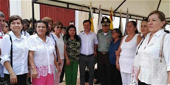 Rivera (Huila) recordó a los 9 concejales masacrados hace 10 años
