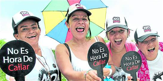 Campaña 'No es hora de callar' hará retorno simbólico al Putumayo
