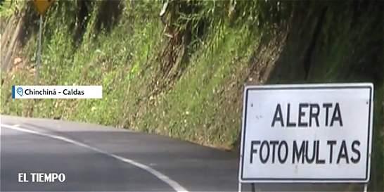 Las trampas que hacen con las fotomultas para cazar conductores
